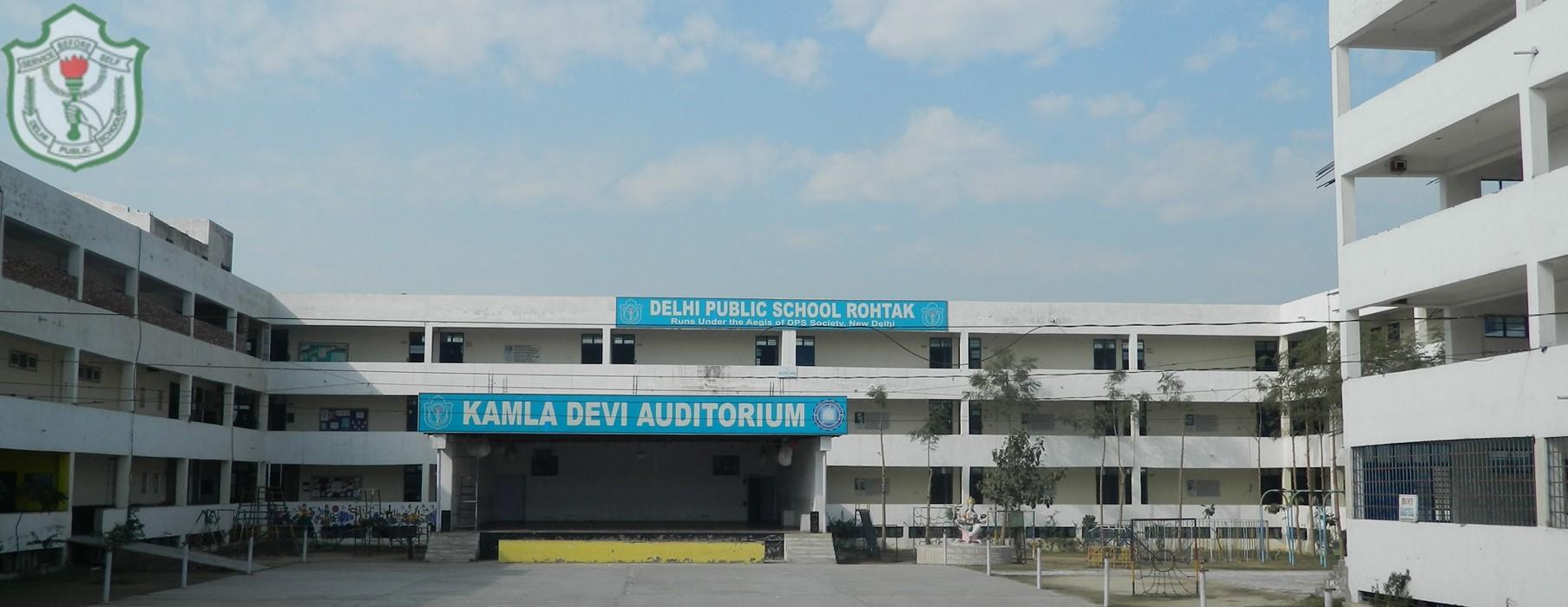 Delhi Public School Rohtak - Haryana Admission Open
