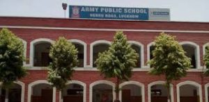 army public school -lucknow.jpgbulding